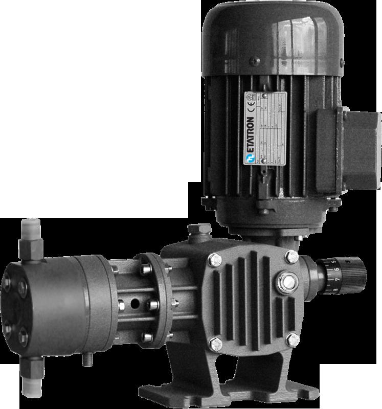 AP Series Piston Motor Pump
