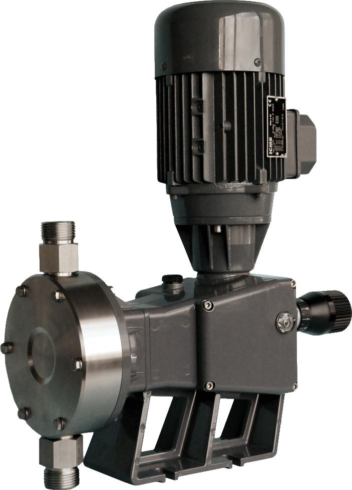 BD Series Diaphragm Motor Pump